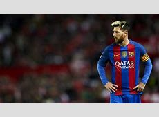 Barcelona Messi number one in minutes per goal