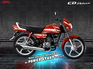 2010 Hero Honda Cd Deluxe