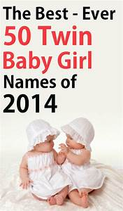 50 Best Twin Baby Girl Names With Meanings | Twin, Baby ...