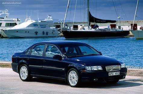 Volvo S80 Specs 1998 1999 2000 2001 2002 2003
