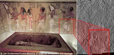 Scan Pyramids Project May Find Queen Nefertiti's Tomb And