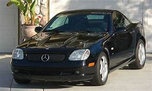 1999 Mercedes-benz Slk-class - Overview