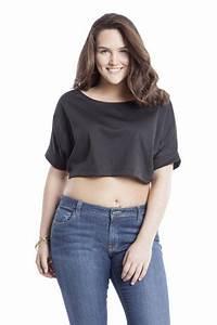 25+ cute Plus size crop tops ideas on Pinterest | Curvy girl fashion Plus size fashion for ...