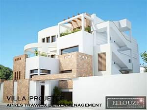 architecture maison tunisie gratuit With maison de 100m2 plan 9 villa vente soukra tunis tunisie youtube