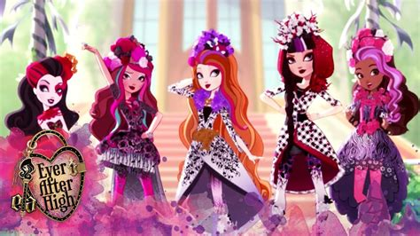 Spring Unsprung Trailer | Ever After High™ - YouTube