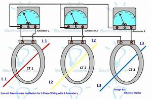 Do It By Self With Wiring Diagram  Current Transformer