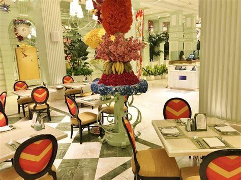 Review Wynn Dinner Buffet Vegas