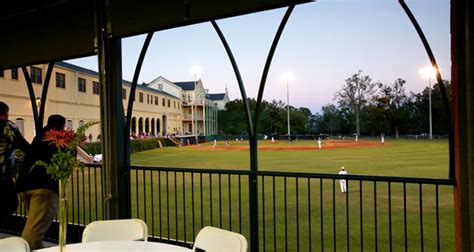 spring hill college stonisch baseball fieldhouse