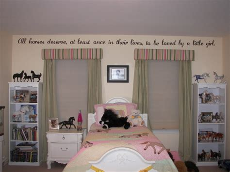 Fabulous Girls Horse Bedrooms  Design Dazzle