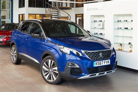 Peugeot Uk by Peugeot Uk Launches Gt Line Premium Trim Level For 3008