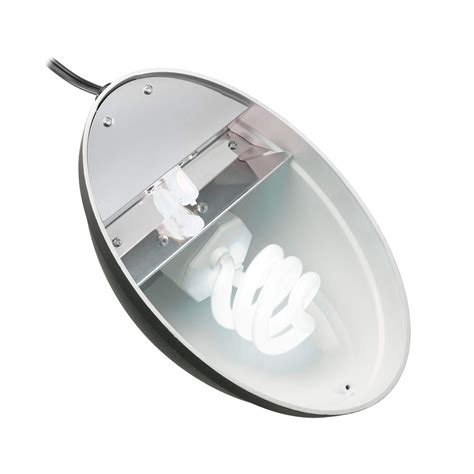 heat uvb backing fixture lighting heating zilla