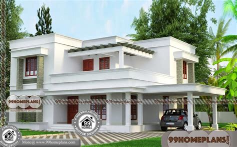 2 BHK House Plans 30x40, 2 Story Homes Low Budget Home