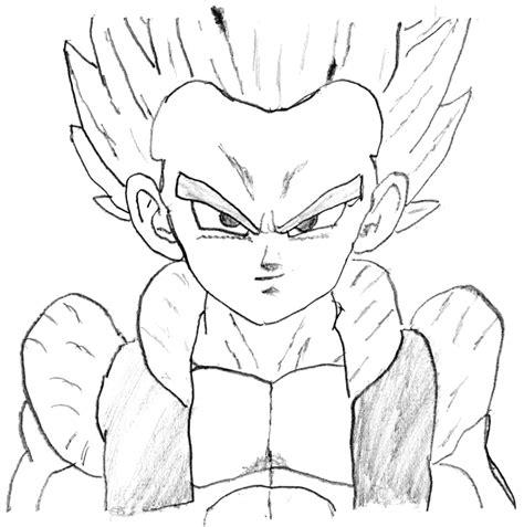 Dessin De Kid Buu Dragon Ball Z Xain Artist S Folio Avec