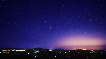 Sky Night Wallpapers Purple Desktop Backgrounds Computer