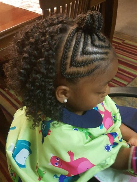 Lil Kid Hairstyles by Mariahkayhearts Buns And Updo S Kid