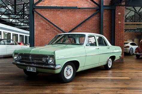 1966 Holden HR 'Special' Manual Sedan - Richmonds ...