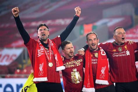 Liverpool campeón: imágenes del título Premier League 2019 ...