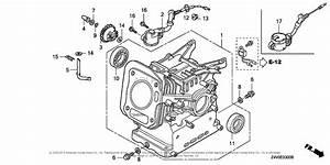 Honda Engines Gx200rt2 Vggn Engine  Tha  Vin  Gcbtt