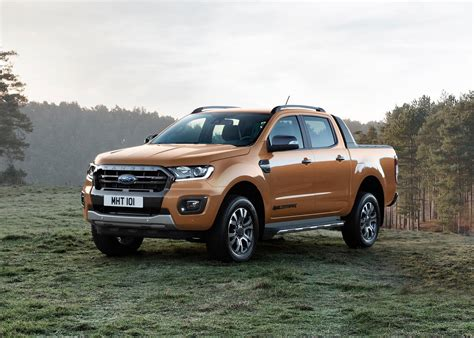 The system includes standard lane keep alert. Galería Revista de coches, - Ford Ranger Wildtrak 2020 ...