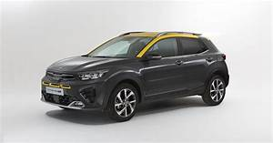 Kia Stonic Bolstered With Gt