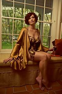 Mature woman in nightgown silk sleep pinterest for Mature robe