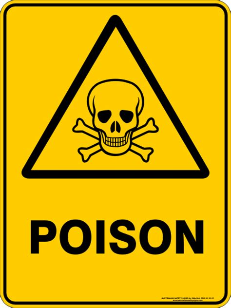 Poison  Discount Safety Signs Australia. Sister Signs Of Stroke. Dinosaur Signs. Sincere Signs Of Stroke. Ambulance Signs Of Stroke. Quit Signs. Border Signs. 4 Way Street Signs Of Stroke. Gender Neutral Signs