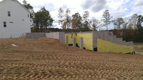 framing  insulating walls   walk  basement homeimprovement