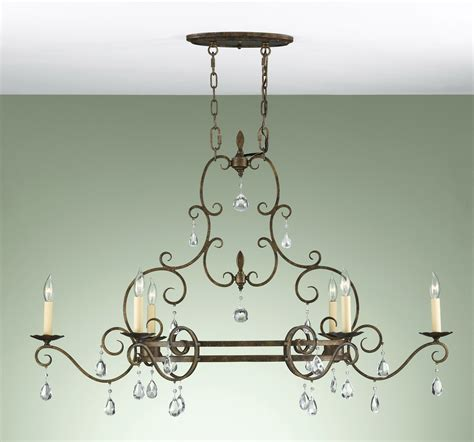 murray feiss f2304 6mbz chateau chandelier