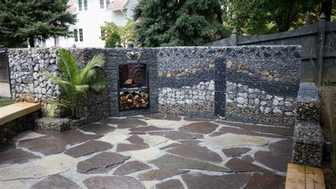 alte steinmauern im garten garten ideen mur et clôture gabion idées pour le jardin en 33 photos