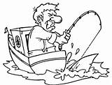 Fishing Coloring Pages Pole Boat Strike Template Pescaria Drawing Desenho Rod Para Colorir Getdrawings Poles Sketch Dificil sketch template