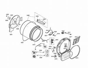 Bosch Wtmc3321us  03 Dryer Parts