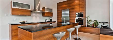 bureau d angles cuisines modernes tendances conçues fabriquées au québec