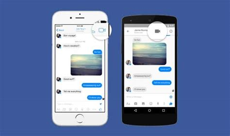 messenger mobile app adds calling feature how to make a call from