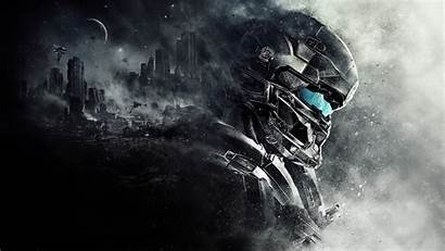 Fps Halo Tactical Futuristic Armor Stealth Wallpapers