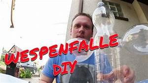 Wespenfalle Selber Bauen : wespenfalle aus plastikflasche selber bauen kleines video diy ~ Markanthonyermac.com Haus und Dekorationen