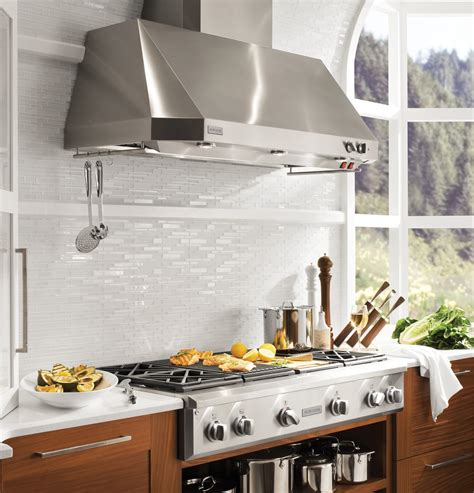 zvtsfss monogram  stainless steel professional hood monogram appliances
