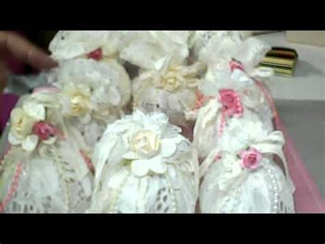 shabby chic christmas decorations to make shabby chic christmas ornaments youtube