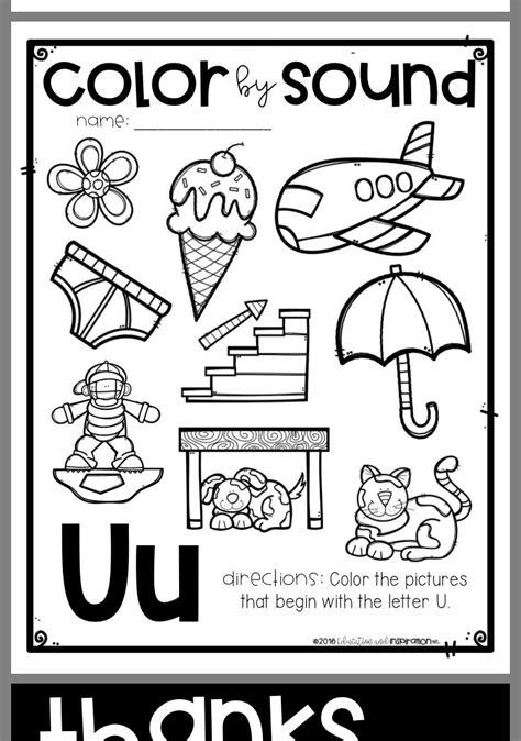 color  sound  images beginning sounds preschool