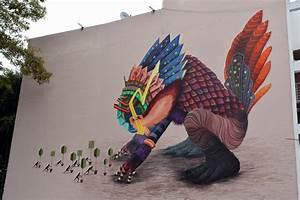 El Curiot Street Art | The Coolector
