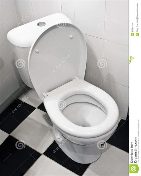 Closeup Of Toilet Royalty Free Stock Images - Image: 22799789