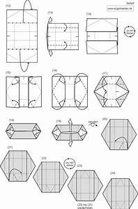 Anleitung Schachtel Falten : origami schachtel anleitung my blog ~ Yasmunasinghe.com Haus und Dekorationen