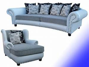 Big Sofa Sessel : big sofa sessel haus dekoration ~ Markanthonyermac.com Haus und Dekorationen
