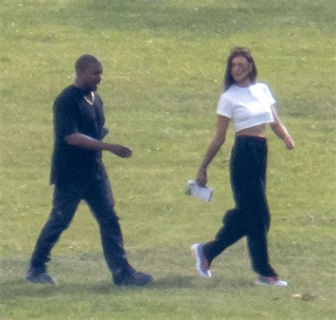 Kanye west and irina shayk's relationship is no more, despite quotes given to the contrary to people magazine. Kanye West and Irina Shayk Out in France Together -- See the Pic!   Entertainment Tonight