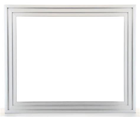 caisse am 233 ricaine cadre aspect aluminium cadre am 233 ricain pour toile ou photo label