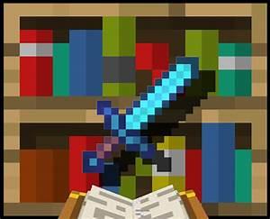 Minecraft Enchanted Diamond Sword | www.pixshark.com ...