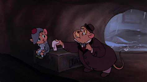 great mouse detective  disney canon disneyclipscom