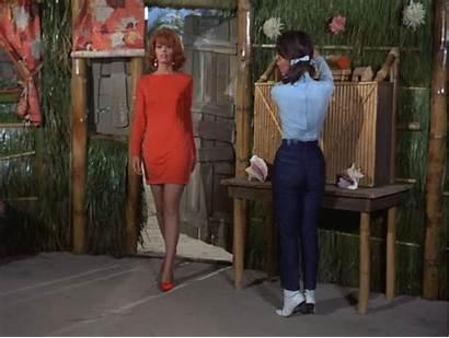 Ginger Island Mini Gilligan Skirt Ann Mary