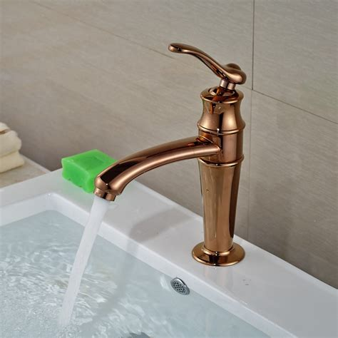 Montreuil Single Handle Bathroom Sink Faucet  All In One