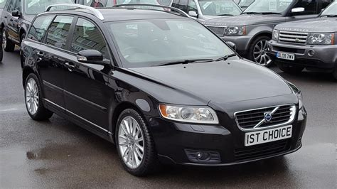Used 2008 Volvo V50 Se Lux D For Sale In Oxfordshire