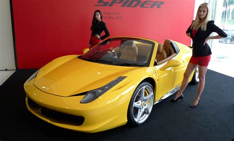 How Much Is The 458 by 458 Spider Launched Pricing Starts From Rm1 9 Mil